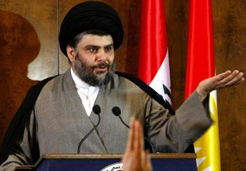 مقتدى الصدر: إغلاق ضريح الحسين بمصر يشبه غلق بيت المقدس أمام المسلمين
