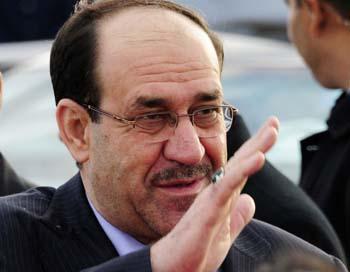 البرلمان العراقي يوافق على المالكي نائباً لرئيس البلاد