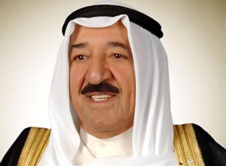 أمير الكويت يتحدث لأول مرة عن ازمة قطر: نقف مع المجتمع الدولي في مكافحة الارهاب