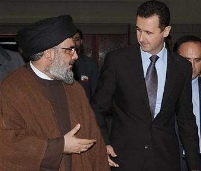 ائتلاف المعارضة السورية: تصريحات نصر الله تضرب بالجهود الدولية عرض الحائط