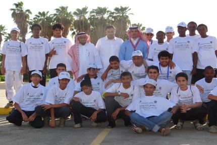 مجلس تقني مكة يدشن برنامج«بيئتي مسئوليتي»الصيفـــي