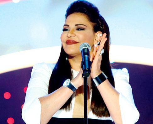أحلام تحيى حفلها الأول في السعودية