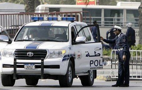 الأمن البحريني يقبض على مشتبه بتورطهم بحادث إطلاق النار على رجال الأمن