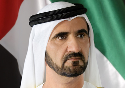 حاكم دبي يهدي الكويت أغنية جديده