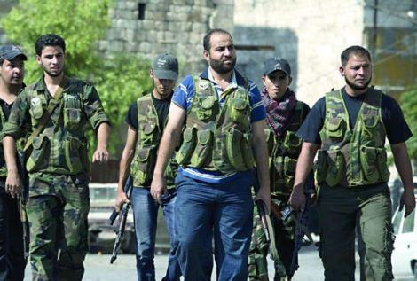 مقتل زعيم شبيحة الأسد الملقب بشيخ الجبل بعد شجار في اللاذقية