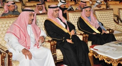 الجاسر يدشن أنشطة فنون الرياض لهذا العام