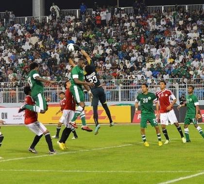سكاي نيوز : إعادة لاعبي المنتخب السعودي براً