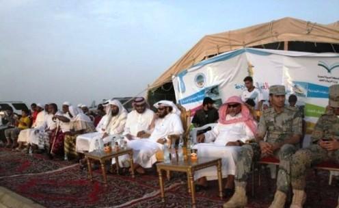 مدير التعليم بجازان يرعى ختام المسابقات البحرية