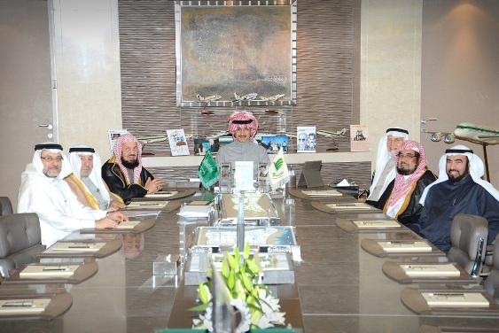 انعقاد اجتماع اللجنة العليا لقناة الرسالة برئاسة الأمير الوليد بن طلال