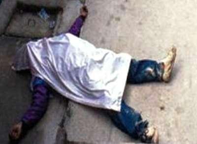 مقتل باكستاني طعناً على يد مواطنه بالعابدية