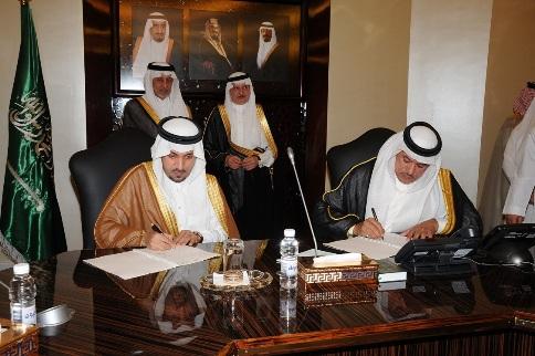 توقيع«21»اتفاقية تعليمية وتدريبية يستفيد منها«1150»شابا DSC_80771.jpg
