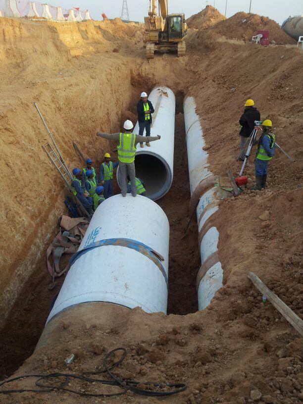 التحلية: إعادة خط مياه سدير القصيم إلى الحالة التشغيلية