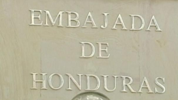 هندوراس تقيل سفيرها بكلومبيا بعد سرقة«عاهرات»للسفارة