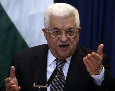 الرئيس الفلسطيني يطالب بوتين مساعدته في منع نقل السفارة الأمريكية للقدس