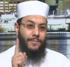 محمود شعبان ينفى فتوى قتل قادة الإنقاذ بمصر«فيديو»