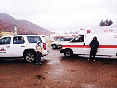 مستشفيات نجران تستقبل«2809»مصابين حوادث مرورية 3332.jpg