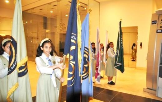 الأميرة عادلة بنت عبدالله ترعى يوم المرشدة الكشفي العالمي