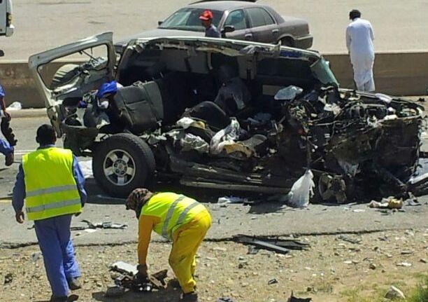 «3613» حادثاً بنجران نتج عنها وفاة «195» شخصاً بنجران