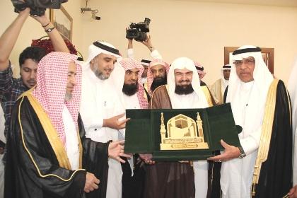 مذكرة تفاهم بين شؤون المسجد الحرام وجامعة ام القرى