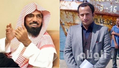 صحافي سعودي سلمان العودة خميني