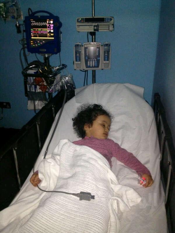 الزهراني لـ ( الوئام ) : مرض نادر يهدد حياة ابنتي