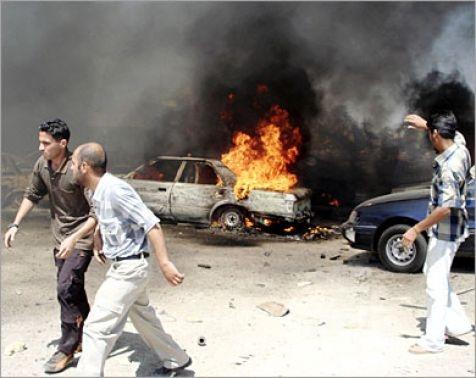 مقتل 3 أشخاص وإصابة 4 في أعمال عنف في العراق
