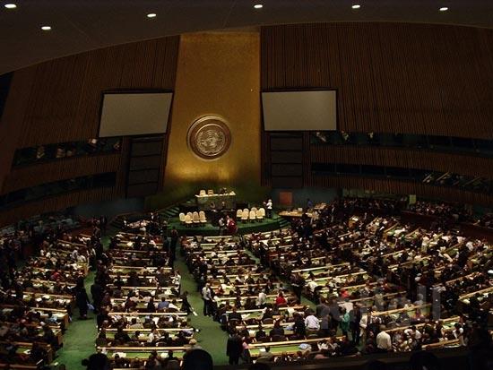 فشل مشروع القرار الأمريكي لإدانة حماس في الأمم المتحدة