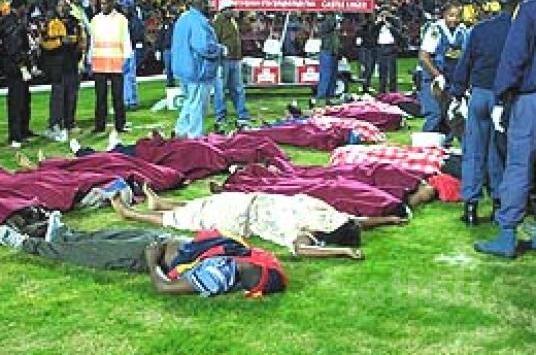 الاعدام شنقاً لـــ «21» متهما في قضية مجزرة ستاد بورسعيد