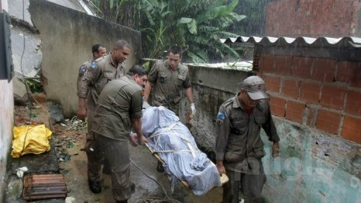 انزلاقات أرضية في البرازيل تؤدي إلى مقتل «24» شخصاً على الأقل