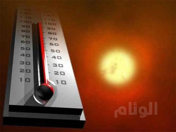 طقس حار إلى شديد الحرارة في عدد من مناطق المملكة