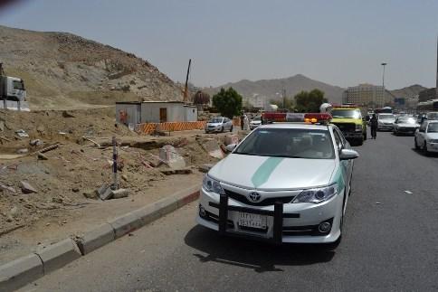 عمليات تفجير بمكة تؤدي لإصابة أشخاص وتلفيات كبيرة بالمركبات