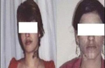 ضبط ممرضة أربعينة وابنتيها يمارسن الفاحشة مع مدرس