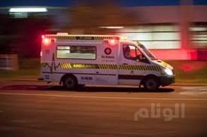 انقاذ قائد سيارة اسعاف من الموت على يد مريض كان ينقله لإجراء أشعة