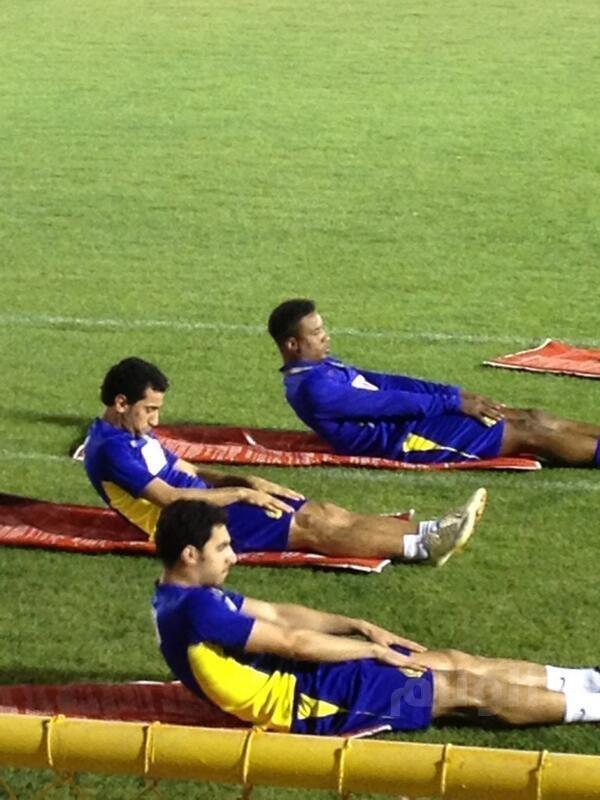 نور : الملعب هو الفيصل في الحكم على قدرات اللاعبين