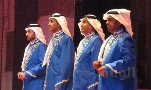 محمد عبده وخالد عبد الرحمن وماجد المهندس يحيون أوبريت الجنادرية