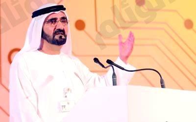 """حكومة دبي تعلن التحوّل من حكومة """"الكترونية"""" إلى حكومة """"ذكية"""""""