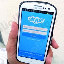 """""""سكاي أوت"""" في مأزق.. محكمة أوروبية تقضي باعتبارها خدمة اتصالات هاتفية"""