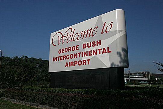 اطلاق نار في مطار جورج بوش الدولي بهيوستن ومقتل مسلح
