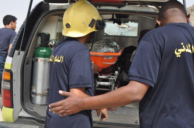 مصرع شاب سعودي غرقاً بغدير في محافظة الليث
