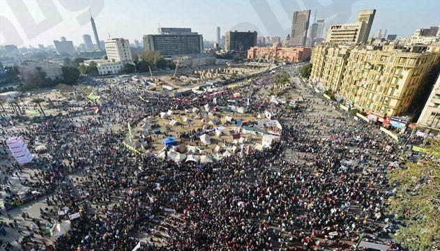 """مصر: مسيرات حاشدة للمطالبة بإسقاط حكم """"الإخوان"""""""