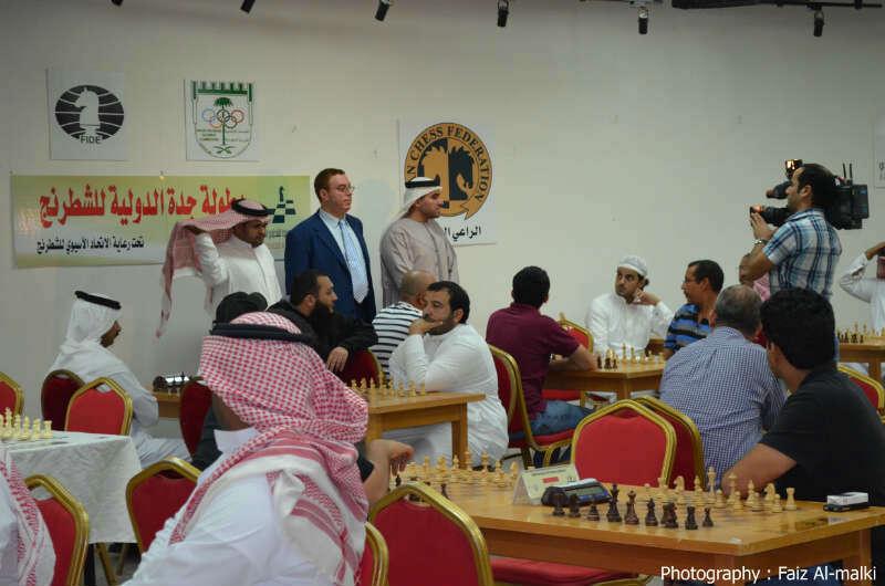 جدة تحتضن البطولة الدولية للشطرنج.. الخميس المقبل