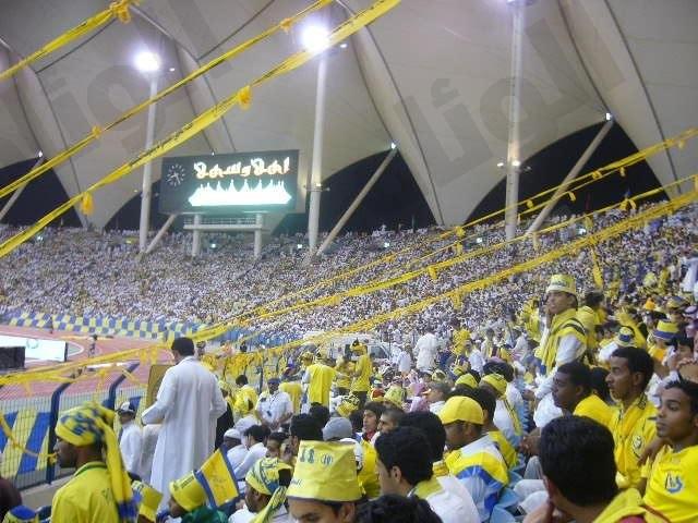 تركي آل الشيخ لجمهور الاتحاد والنصر: موسمكم السنة الجاية «غييير» 