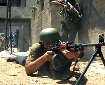 مقتل 60 شيعيًا فى اشتباكات مع مقاتلين معارضين فى سوريا