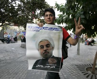 الصمت يخيم على الشارع.. قبل يوم من الانتخابات الإيرانية