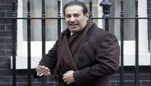 رئيس الوزراء القطري السابق الشيخ حمد يفضل العزلة في منزله بلندن