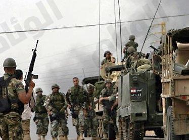 الجيش اللبناني يضبط مخزنًا للأسلحة في مدينة طرابلس