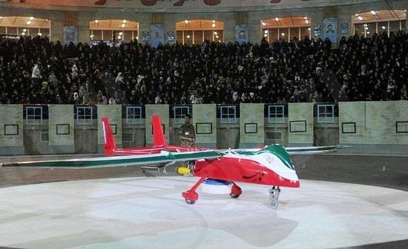 إيران تكشف بعض خصائص طائرة «سرير» بدون طيار