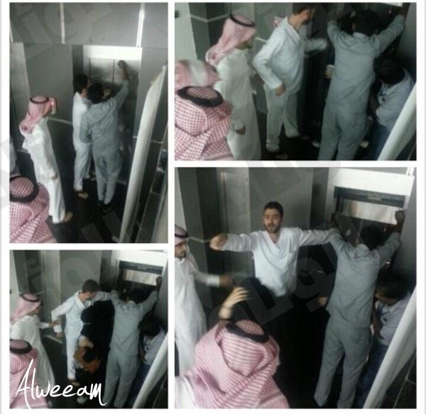 عطل مفاجئ بمصعد مستوصف أهلي بعنيزة يصيب المراجعين بالذعر