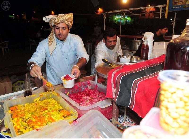 «البليلة» أكلة تنتشر في أحياء المدينة المنورة في شهر رمضان