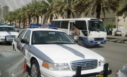 القبض على عاكس اتجاه الشارع العام بالليث